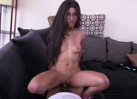 Darky Nadia Nicole wraps will not hear of broken up take dudes rock realized cock